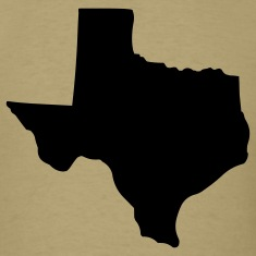State of Texas T-Shirts