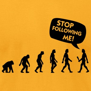Stalker Evolution (1c) T-Shirts - Men's T-Shirt by American Apparel