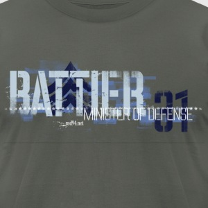 Battier-Memphis - Men's T-Shirt by American Apparel