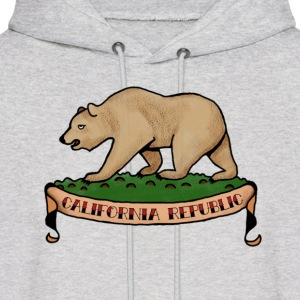 California Republic Sailor Tattoo Hoodie - Men's Hoodie