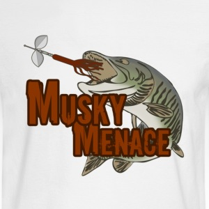 Men's long sleeved shirt Musky Menace | Digimani - Men's Long Sleeve T-Shirt