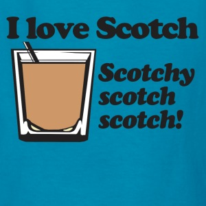 Love Scotchy Scotch Kids' Shirts - Kids' T-Shirt