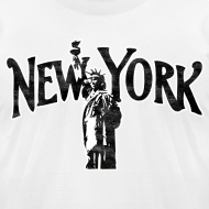 Design ~ Vintage Lady Liberty New York