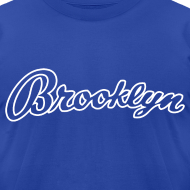 Design ~ Brooklyn Script Outline