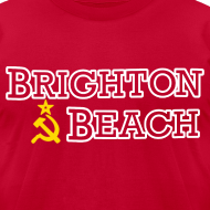 Design ~ Brighton Beach Old Russia
