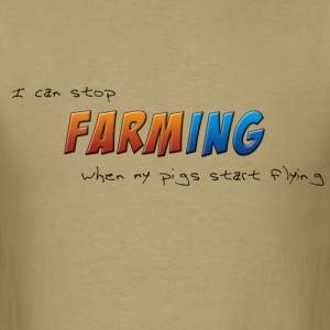 Farming - Men's T-Shirt