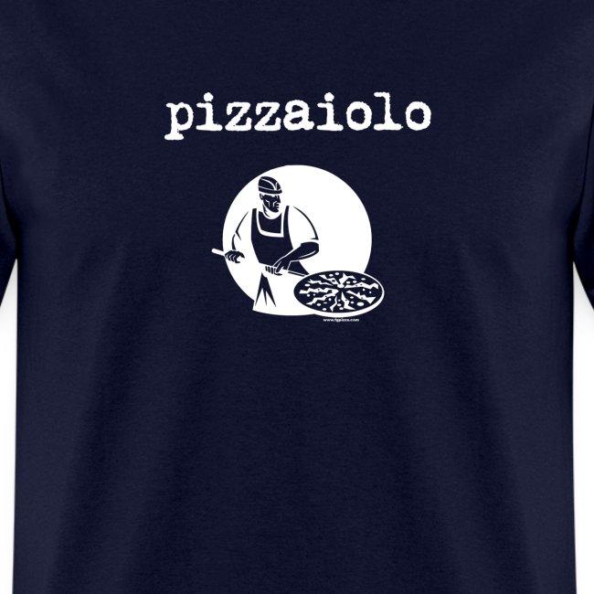 Italian Pizza Maker T shirt -Pizzaiolo