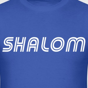 Shalom, Peace T-Shirts - Men's T-Shirt