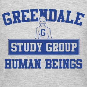 Greendale Study Group Long Sleeve Shirts - Women's Long Sleeve Jersey T-Shirt