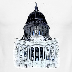 Madison Capitol T-Shirts - Men's Ringer T-Shirt