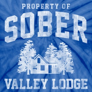 Sober Valley T-Shirts - Unisex Tie Dye T-Shirt