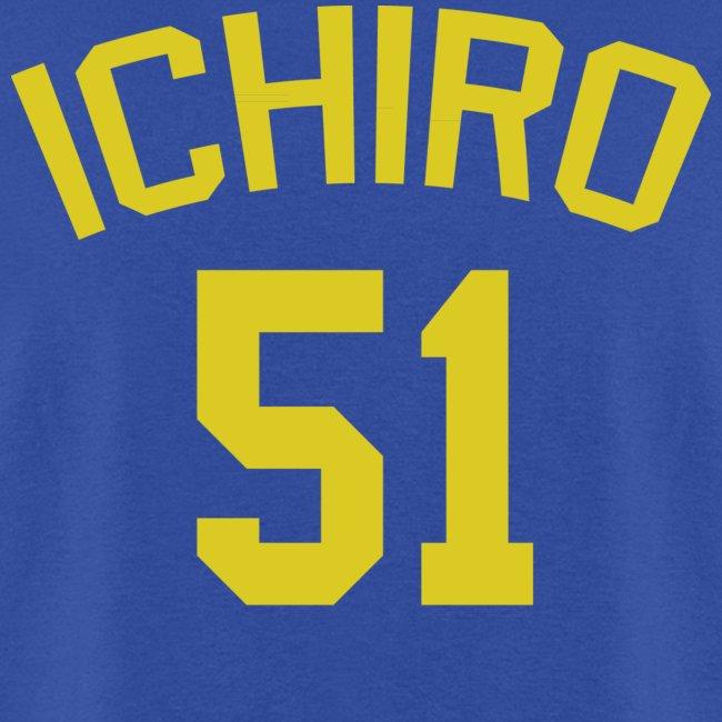 Blue Wave #51 Ichiro Suzuki