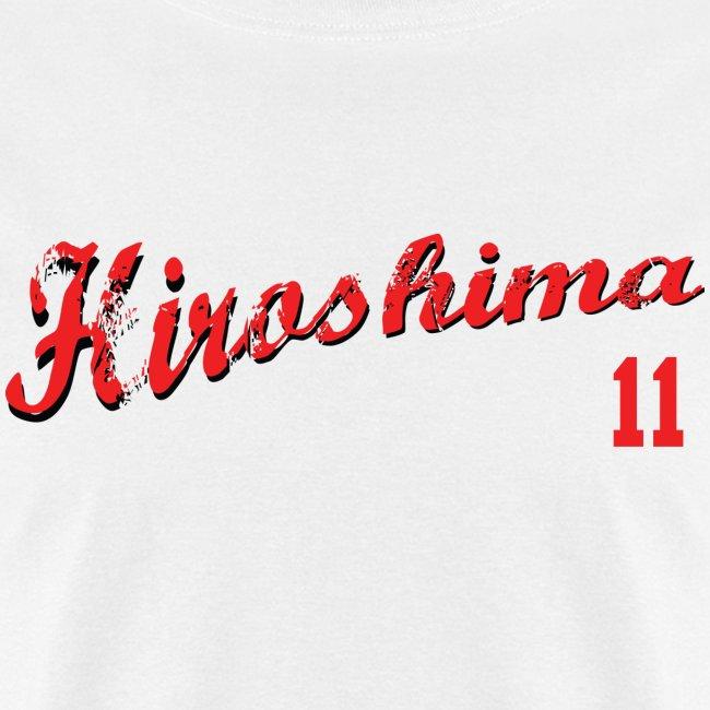 Hiroshima Carp #11 Colby Lewis