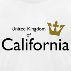 United Kingdom of California T-Shirts