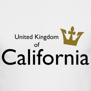 United Kingdom of California Long Sleeve Shirts - Men's Long Sleeve T-Shirt by Next Level