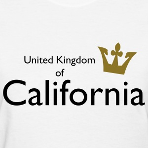 United Kingdom of California Women's T-Shirts - Women's T-Shirt