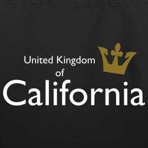 United Kingdom of California Bags  - Eco-Friendly Cotton Tote