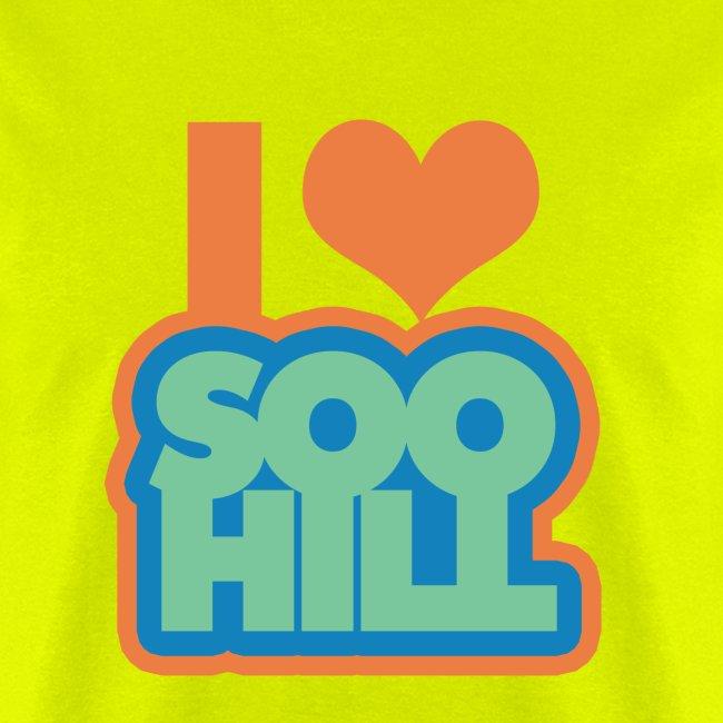 I HEART SOO HILL MI