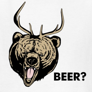 Beer Bear Deer Kids' Shirts - Kids' T-Shirt