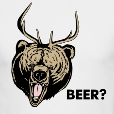 Beer Bear Deer Long Sleeve Shirts