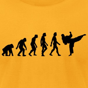 Evolution Taekwondo (1c) T-Shirts - Men's T-Shirt by American Apparel