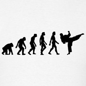 Evolution Taekwondo (1c) T-Shirts - Men's T-Shirt
