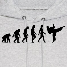 Evolution Taekwondo (1c) Hoodies