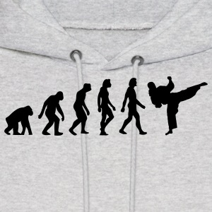Evolution Taekwondo (1c) Hoodies - Men's Hoodie