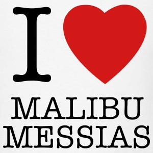 Malibu Messias Charlie Sheen t-shirts - Men's T-Shirt