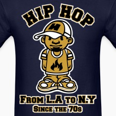 Tribute to hip_hop T-Shirts