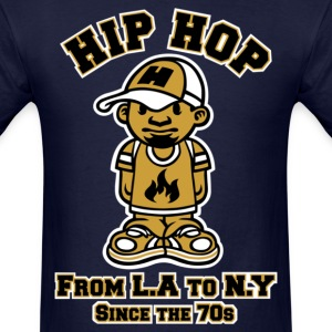 Tribute to hip_hop T-Shirts - Men's T-Shirt