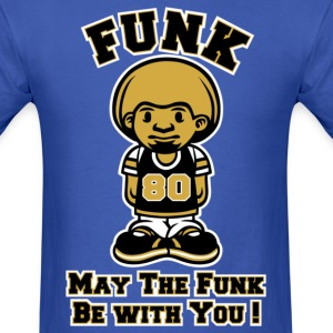Tribute to funk T-Shirts - Men's T-Shirt
