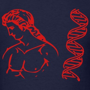Adonis dna Charlie Sheen t-shirts T-Shirts - Men's T-Shirt