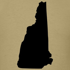 State of New Hampshire T-Shirts - Men's T-Shirt