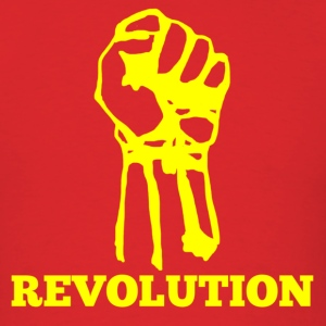 Revolution! - Men's T-Shirt