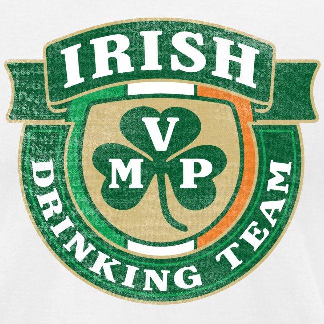 Irish Drinking Team MVP Shield (AA)