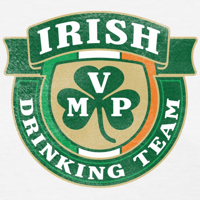 Irish Drinking Team MVP Shield