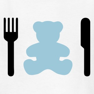 Eat Bear Kids' Shirts - Kids' T-Shirt