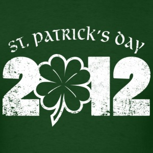 St. Patrick's Day 2012 - Men's T-Shirt