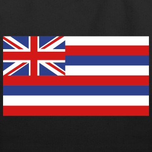Flag of Hawaii Bags  - Eco-Friendly Cotton Tote