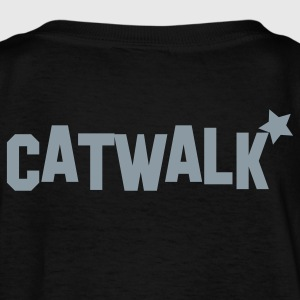 catwalk with star for model! Kids' Shirts - Kids' T-Shirt