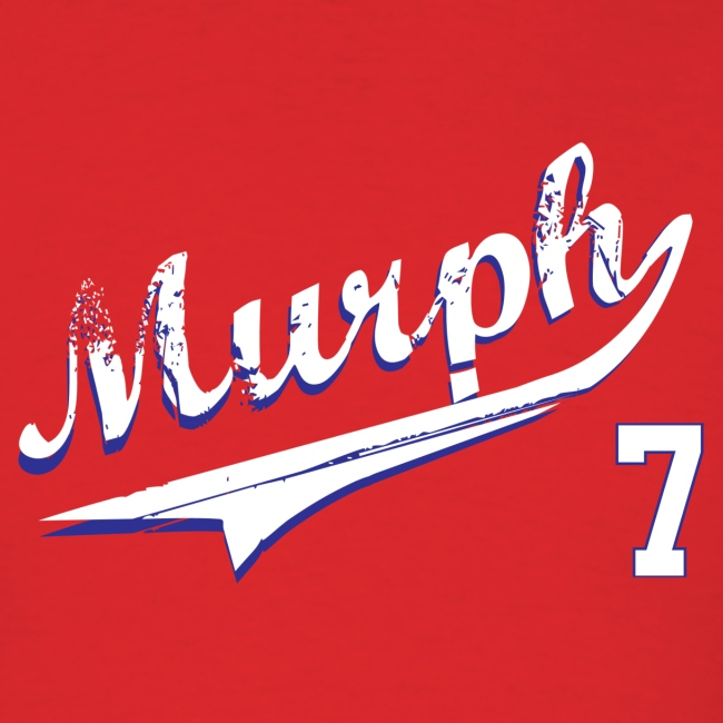 My friends call me Murph.