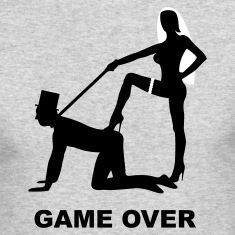game over marriage matrimory wedlock fog haze double heiht heyday nuptials wedding zenith dominatrix lash whip slave bondman sex Long Sleeve Shirts