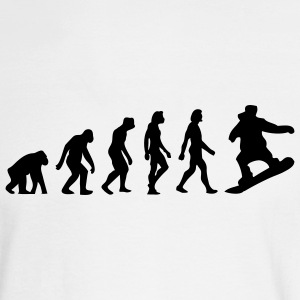 Evolution Snowboarding (1c) Long Sleeve Shirts - Men's Long Sleeve T-Shirt