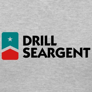 Drill Seargent (3c) Women's T-Shirts - Women's V-Neck T-Shirt