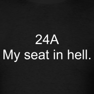 Design ~ 24A My seat in hell