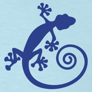 Spiral tail gecko T-shirt - Men's T-Shirt