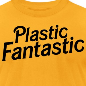 plastic fantastic T-Shirts - Men's T-Shirt by American Apparel