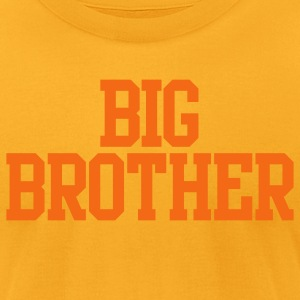 big brother T-Shirts - Men's T-Shirt by American Apparel