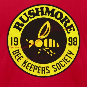 Rushmore Bee Keepers Society T-Shirts - Men's T-Shirt by American Apparel